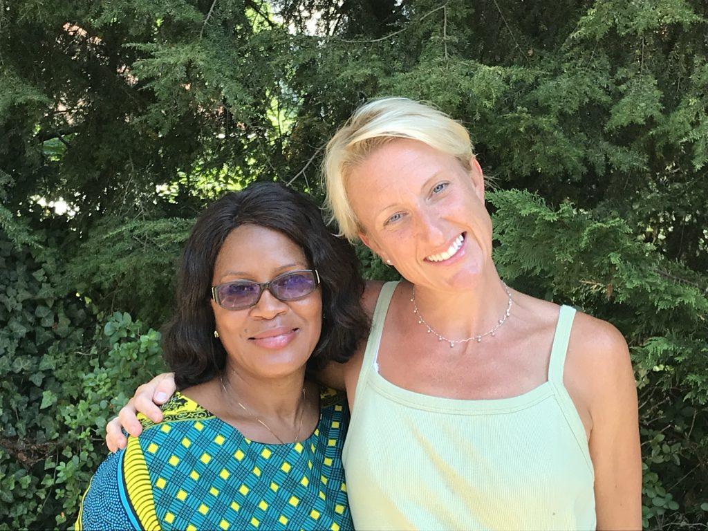 Madeleine Dore & Carrie Engel