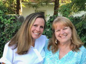 Carrie Schlegel & Jane Cheremeteff
