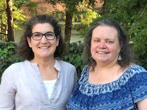 Kathy Pirtle & Kate Monahan