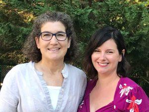 Kathy Pirtle & Sarah Gilmore