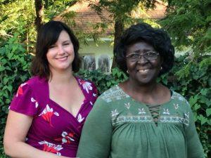 Sarah Gilmore & Ruby Marshall