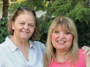 Donna Baker & Lotfi Khenissi
