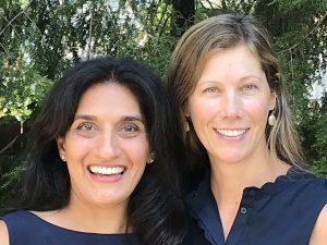 Natasha Saifee & Allison Delfin