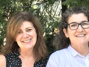 Kelley Gronda & Kathy Pirtle