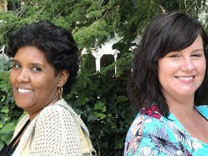 Rose Martins & Sarah Gilmore
